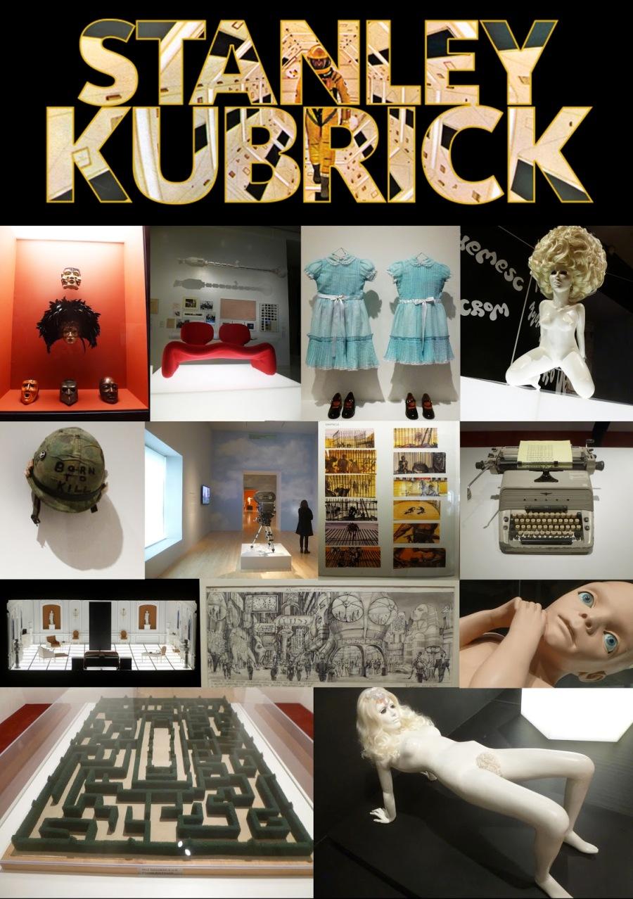 Kubrick 2013 LACMA Exhibit