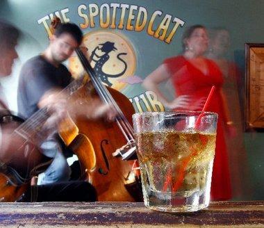 The Spotten Cat, Frenchman Street, New Orleans, LA