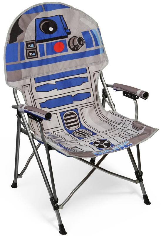 R2D2 folding chair, $40.