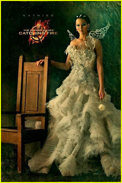 Katniss Everdeen, the Girl on Fire