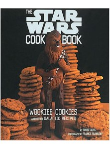 Wookiee Cookies Star Wars Cookbook, $19