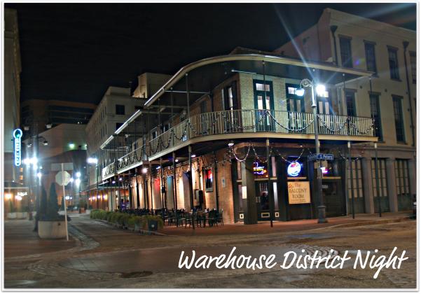 Warehouse District, New Orleans, LA