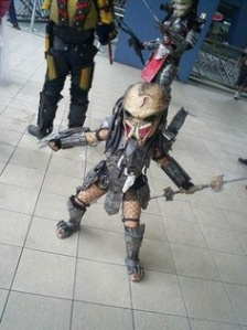 Rasta-alien is not playing around.