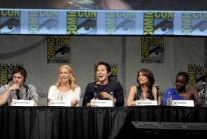 "AMC's ""The Walking Dead"" Panel - Comic-Con International 2012"