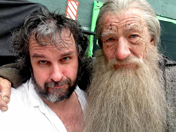 """Seconds ago we finished our last shot with Gandalf. The end of an incredible adventure that began in 1999. I'm feeling very sad right now."" Peter Jackson, FB June 28, 2013"