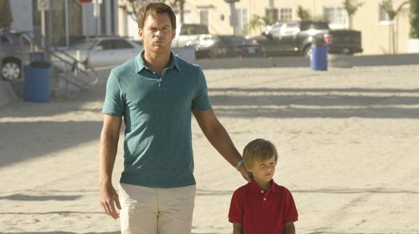 Like father, like son? We hope not.