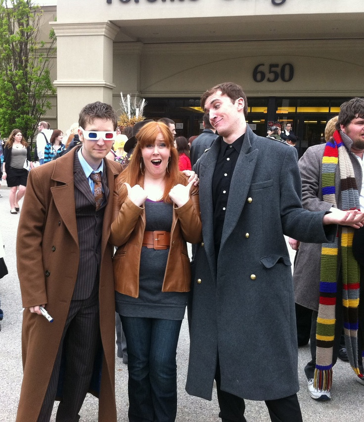 Geek Chic: Doctor Who Cosplay - TheCollective