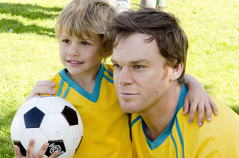 I wonder who dies if Dexter's team loses?