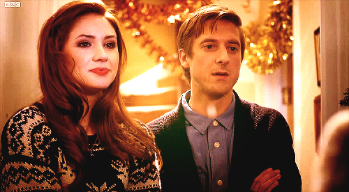 Amy and Rory welcome the Doctor into their lives once more.