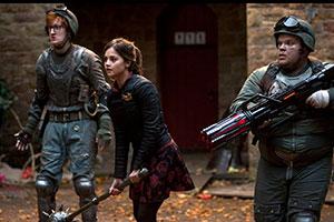 Clara leads an army.