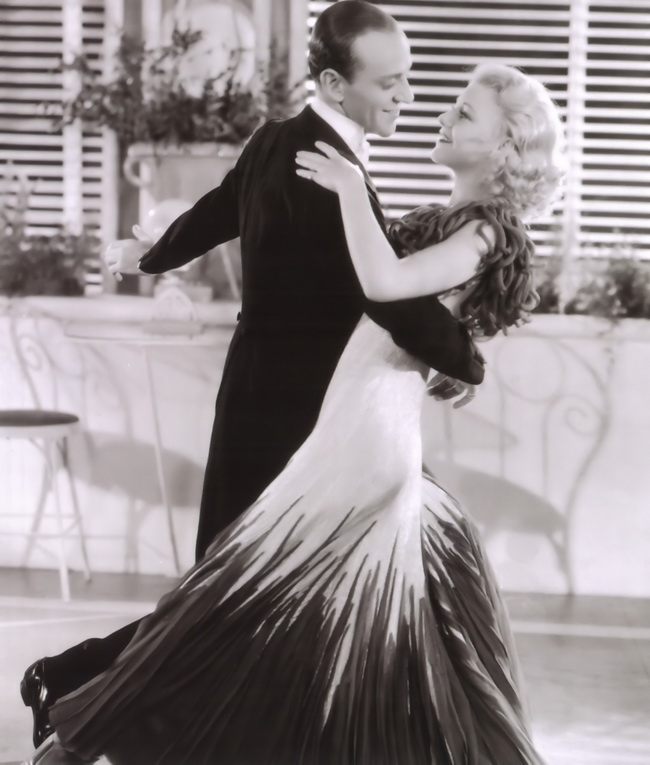 Throwback Thursday: Fred Astaire and Ginger Rogers