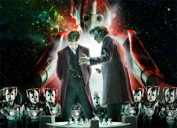 Imagine the Cybermen with Timelord science?