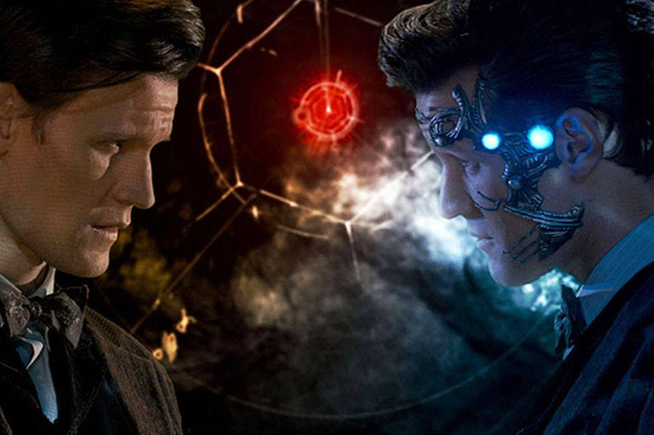 The Doctor vs. Mr. Clever.