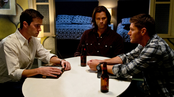 Winchester family meeting.