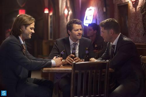 A Winchester sandwich with a side of Castiel, coming right up.