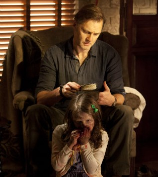 The Governor and his daughter. cr: AMC