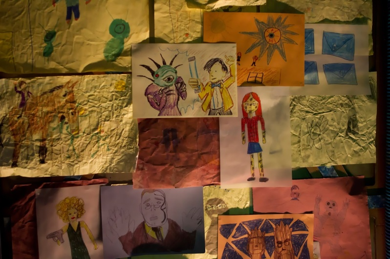The-Time-of-the-Doctor-Childrens-drawings