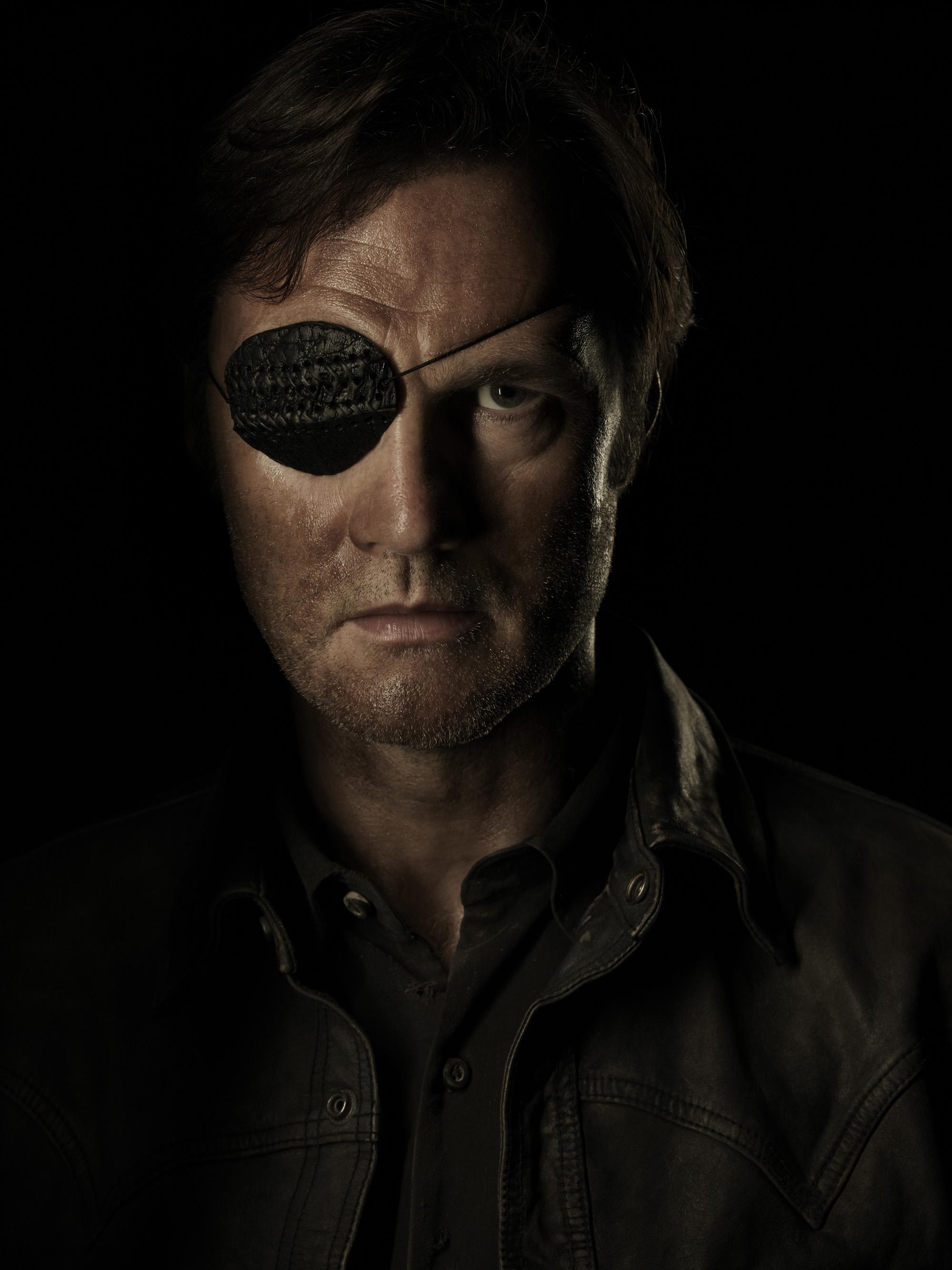 The Walking Dead David