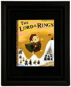 Lord of the Rings: A Middle-Earth Book by Eren Blanquet Unten