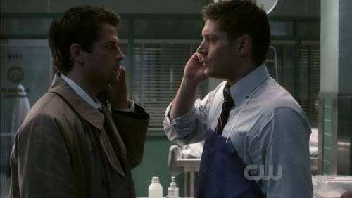 Property of the CW. (But Dean belongs to Cas)