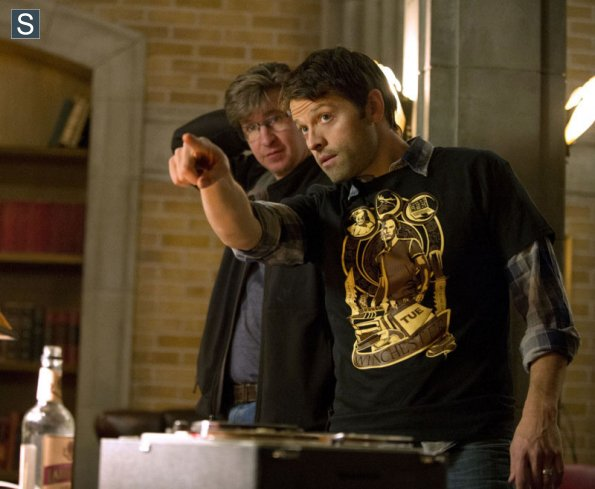 Love the t-shirt, Mish-Mish.