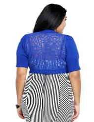 Torrid, Lace Back Shrug, $20 (clearance)
