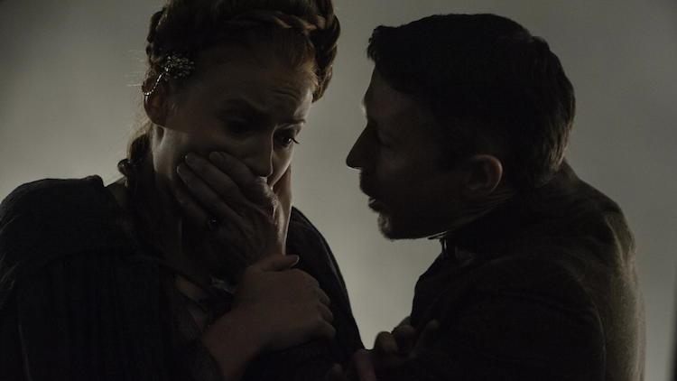 Game Of Thrones Littlefinger And Sansa