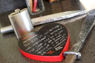 Castiel's Valentine to D.