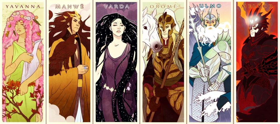 the valar by lelia