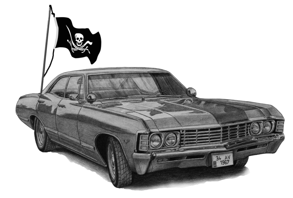 the pirates have the impala 2