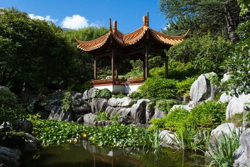 Chinese Garden of Friendship by Matt Chan