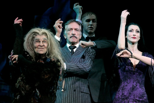 The Addams Family by Eva Rinaldi