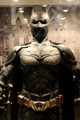 The Dark Knight Rises by Eva Rinaldi