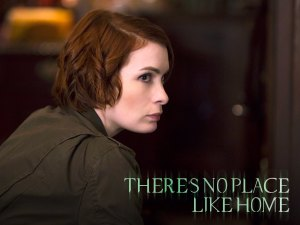 Felicia Day as Charlie--the CW