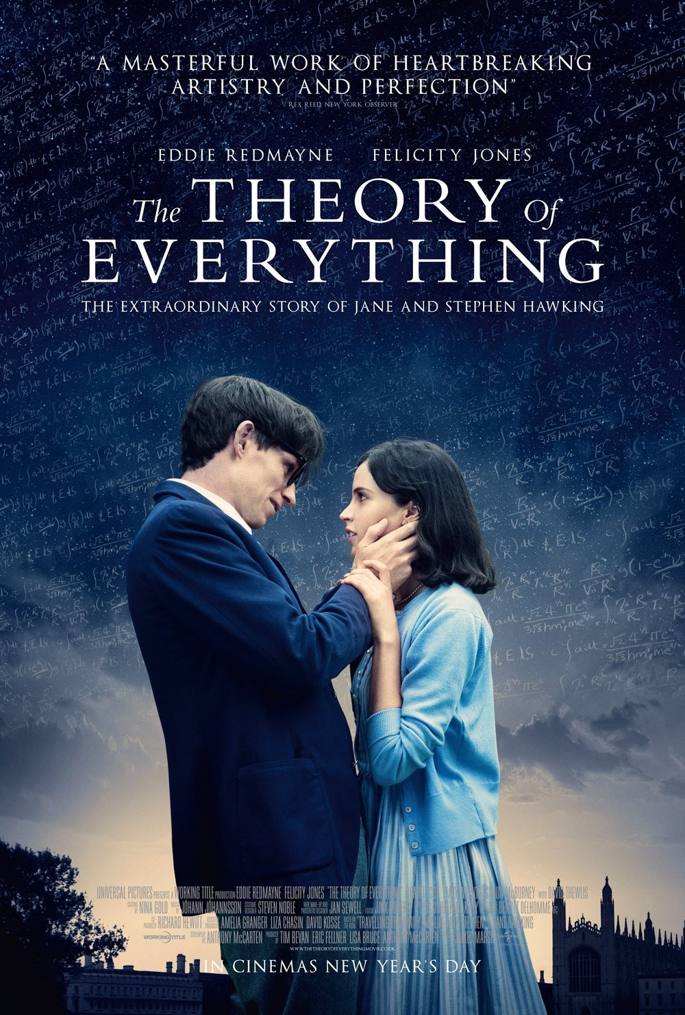 While There Is Life There Is Hope A Review Of The Theory Of Everything The Collective