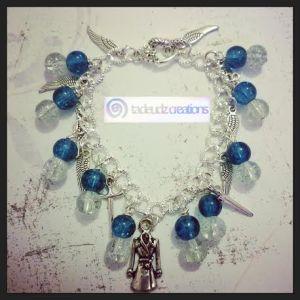 Castiel Charm Bracelet