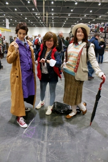 Two doctors and Marty McFly