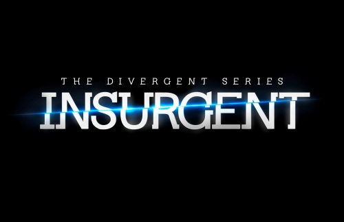 INSURGENT title treatment
