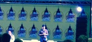 Max Brooks at LSCC 2015