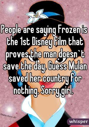 mulan saves the day