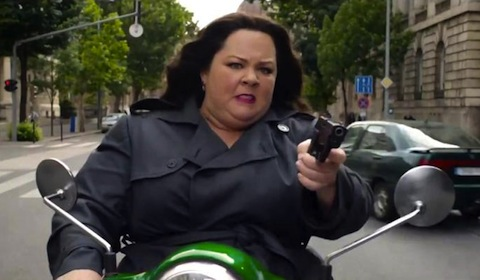 Melissa McCarthy in 'Spy' (2015)  20th Century Fox