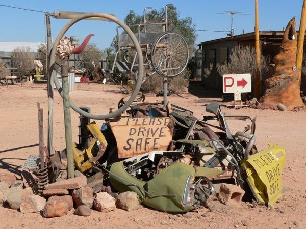 Mad Max World, Coober Pedy