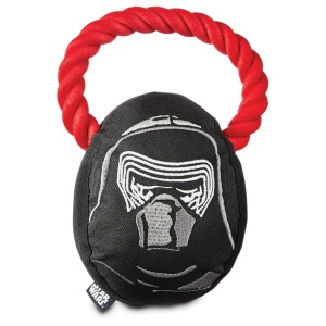 STAR WARS Kylo Ren™ egg dog toy - $7.99