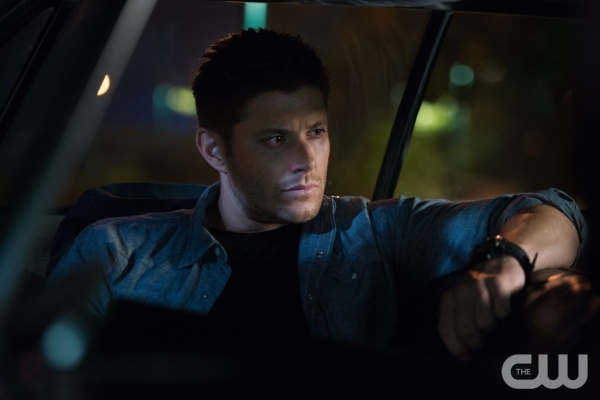 "Supernatural — ""Baby"" — Image SN1104B_0253.jpg — Pictured: Jensen Ackles as Dean — Photo: Diyah Pera /The CW — © 2015 The CW Network, LLC. All Rights Reserved"