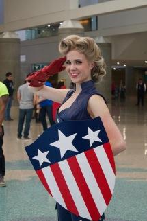 Toria cosplay