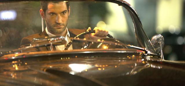 LUCIFER:  Pictured:  Tom Ellis as Lucifer. ©2015 Fox Broadcasting Co. CR: John P. Fleenor/FOX