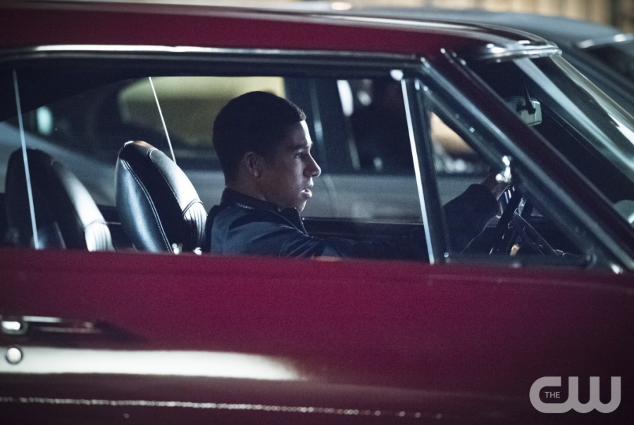 """The Flash -- """"Fast Lane"""" -- Image: FLA212A_0260b.jpg -- Pictured: Keiynan Lonsdale as Wally West -- Photo: Dean Buscher/The CW -- © 2016 The CW Network, LLC. All rights reserved."""
