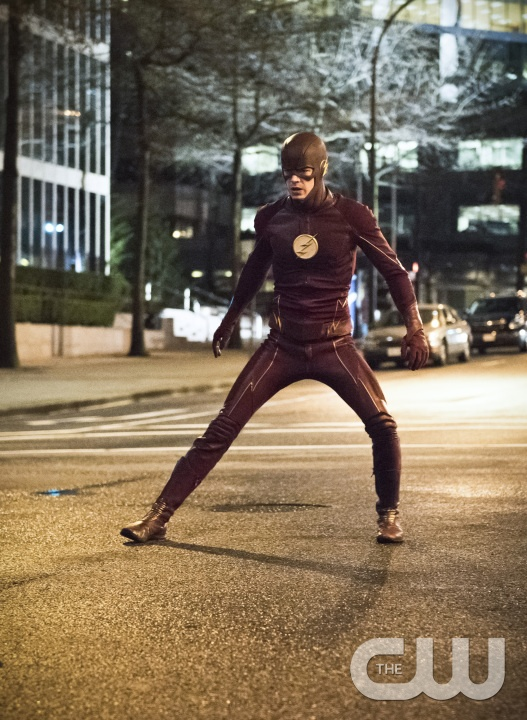 "The Flash -- ""Invincible"" -- Image: FLA222a_0473bc.jpg -- Pictured: Grant Gustin as The Flash -- Photo: Dean Buscher/The CW -- © 2016 The CW Network, LLC. All rights reserved."