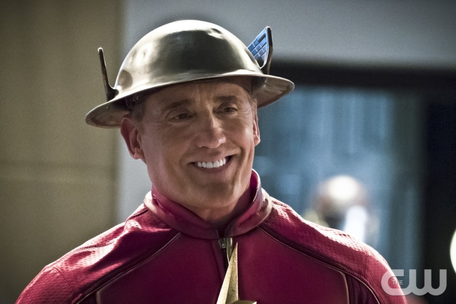 "The Flash -- ""The Race of His Life"" -- Image: FLA223a_0096b.jpg -- Pictured: John Wesley Shipp as Henry Allen -- Photo: Katie Yu/The CW -- © 2016 The CW Network, LLC. All rights reserved."