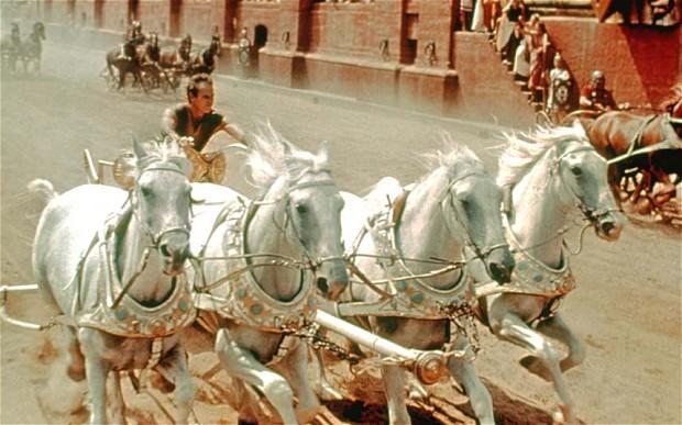 Ben-Hur-chariot